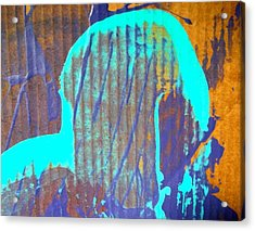 Peace For Hoodies     Someday Soon Acrylic Print by Bruce Combs - REACH BEYOND