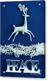 Peace Acrylic Print by HD Connelly