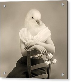 Peace Seeker Acrylic Print by Mostafa Moftah