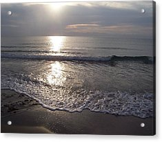 Acrylic Print featuring the photograph Peace by Sheila Silverstein