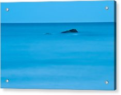 Acrylic Print featuring the photograph Peaceful Waters by Nancy De Flon