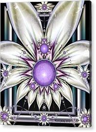 Pearly Acrylic Print