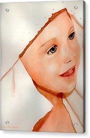 Peek-a-boo Acrylic Print