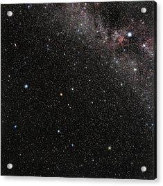 Pegasus Constellation Acrylic Print by Eckhard Slawik