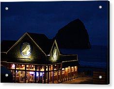 Pelican Pub Acrylic Print
