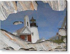 Pemaquid Point Light Acrylic Print by John Doble