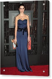 Penelope Cruz At Arrivals For 14th Acrylic Print by Everett