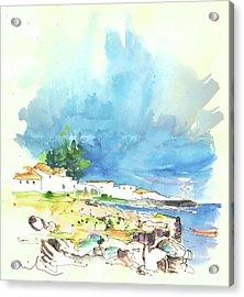 Peniche In Portugal 10 Acrylic Print by Miki De Goodaboom