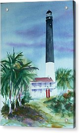 Pensacola Lighthouse Acrylic Print