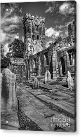 Perditit Ecclesia Tres Acrylic Print by John Ellison