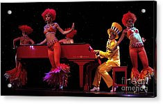 Performance 2 Acrylic Print