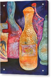Perfume Bottles 2 Acrylic Print