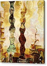 Persian Treasure Acrylic Print