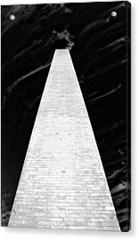 Perspective Acrylic Print by Christopher McPhail