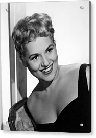 Phffft, Judy Holliday, 1954 Acrylic Print by Everett