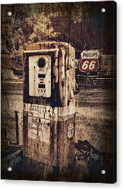 Phillips 66 Acrylic Print by Kathy Jennings