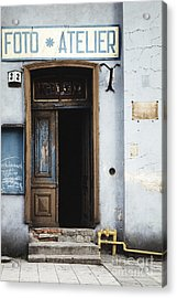 Photography Studio Entrance Acrylic Print