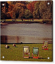 #photooftheday #london #regentspark Acrylic Print