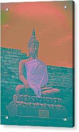 Photos Acrylic Print by Thosaporn Wintachai