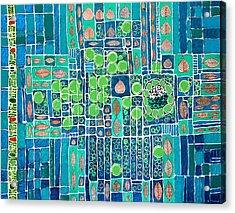 Photosynthesis Acrylic Print by Ethel Vrana