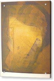 Physiognomy 3 Acrylic Print by Harry  Nash
