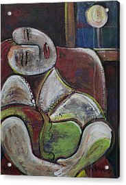 Picasso Dream For Luna Acrylic Print
