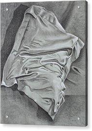 Pillow Talk Acrylic Print