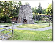Acrylic Print featuring the photograph Pine Grove Furnace State Park by Tony Cooper