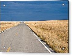 Plains Of Oklahoma Photograph By Steven Boyd