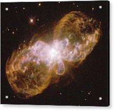Planetary Nebula Hubble 5 Acrylic Print