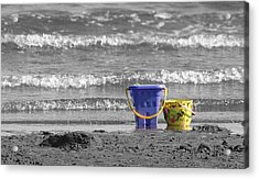 Acrylic Print featuring the photograph Play Time by Raymond Earley