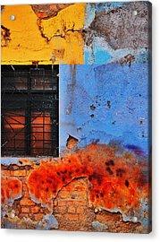 Playa Acrylic Print by Skip Hunt