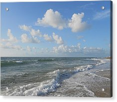 Poetry In Motion Acrylic Print