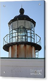 Point Bonita Lighthouse In The Marin Headlands - 5d19688 Acrylic Print by Wingsdomain Art and Photography
