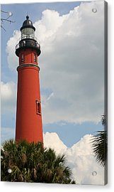 Ponce Inlet Lighthouse II Acrylic Print