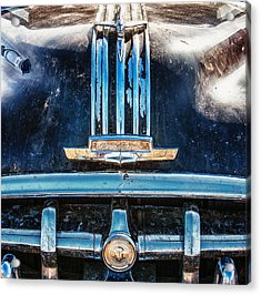 Pontiac Silver Streak Acrylic Print by Richard Steinberger