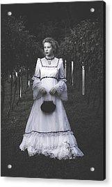 Porcelain Doll Acrylic Print by Joana Kruse