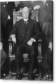 Porfirio D�az 1830-1915, President Acrylic Print by Everett