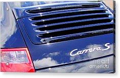 Porsche 911 Carrera S Acrylic Print