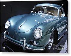 Porsche Museum 4 Acrylic Print by Milena Boeva