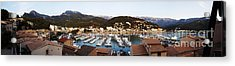Port Of Soller Acrylic Print