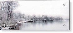 Port Tobacco River Acrylic Print
