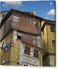 Porto By Day Acrylic Print