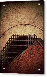 Post Industrial Wonderland Acrylic Print by Odd Jeppesen