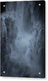 Power Of Water Acrylic Print