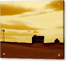 Prairie Memories Acrylic Print