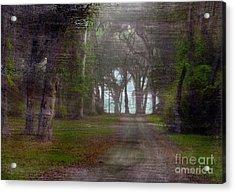 Prairie Road Acrylic Print