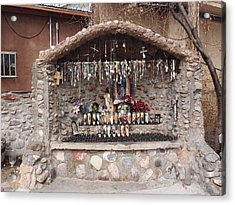 Prayers At Chimayo  Acrylic Print