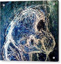 Praying Man Acrylic Print