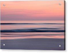 Predawn Surf I Acrylic Print